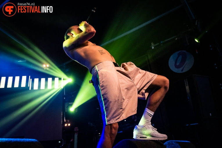 slowthai op Down the Rabbit Hole 2019 - zaterdag foto