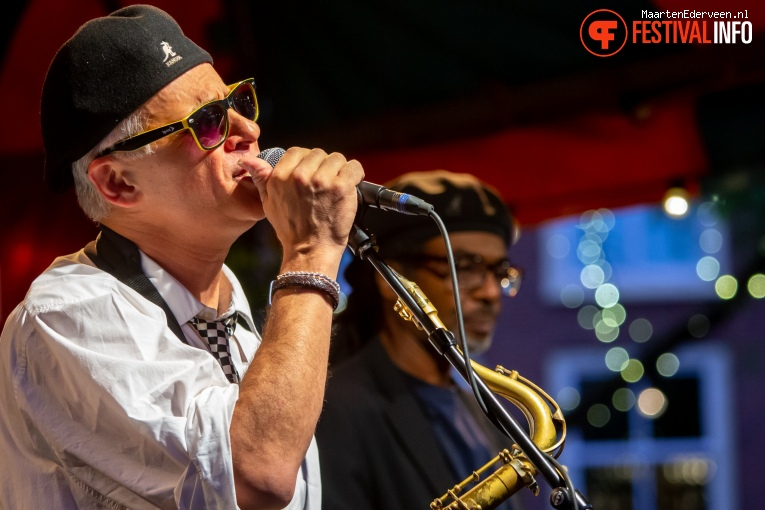 New York Ska-Jazz Ensemble op Summertime Festival 2019 foto