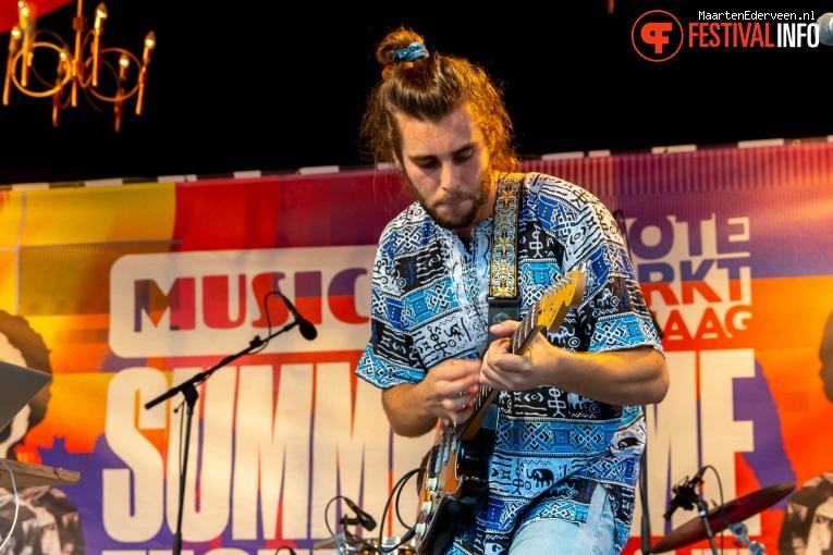 AMAGUK op Summertime Festival 2019 foto