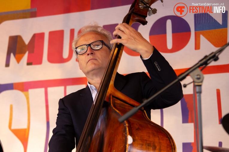 Ben van den Dungen Kwartet op Summertime Festival 2019 foto