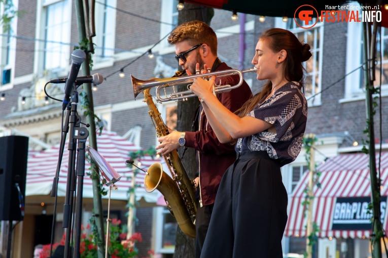 Alba Careta Quintet op Summertime Festival 2019 foto