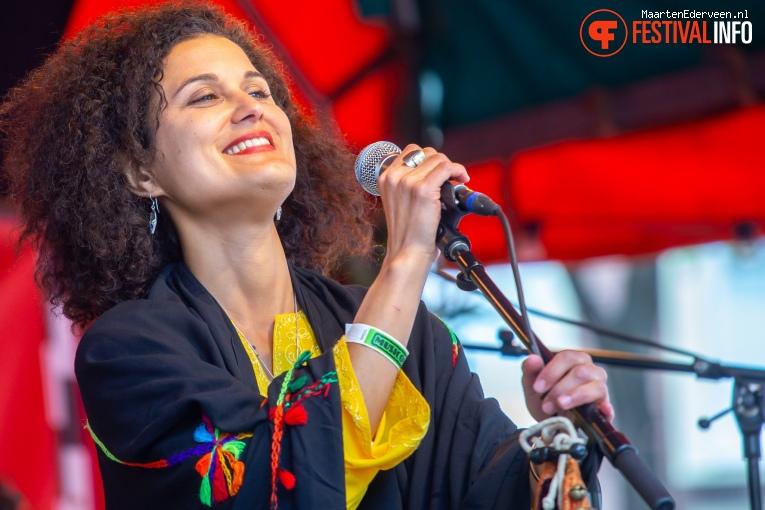 Samira's Blues op Summertime Festival 2019 foto