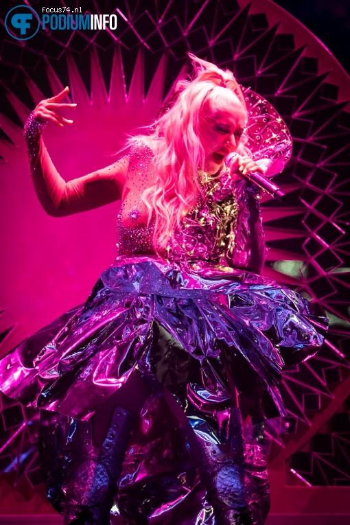 Foto Christina Aguilera op Christina Aguilera - 08/07 - Ziggo Dome