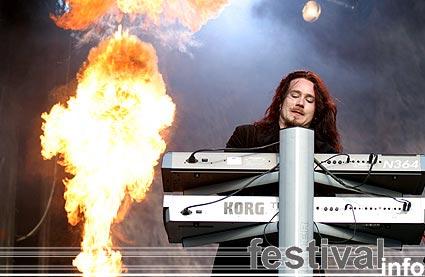 Foto Nightwish op Dynamo Open Air 2004