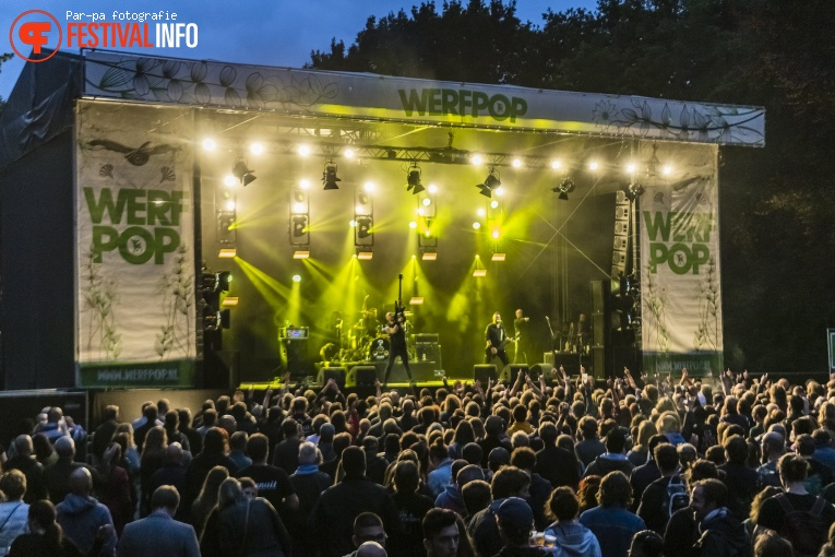Therapy? op Werfpop 2019 foto