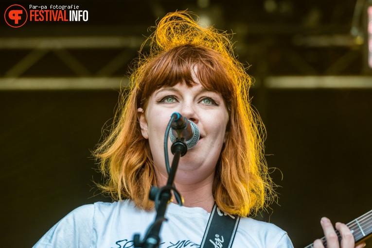 Lilith op Werfpop 2019 foto