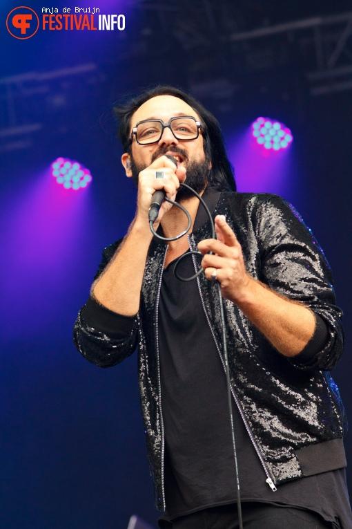Blaudzun op Westerpop  2019 foto