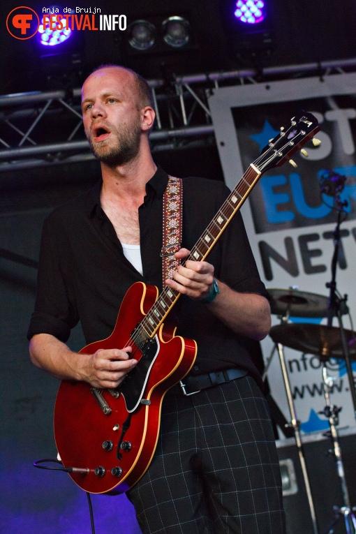 Lester Blackfield op Westerpop  2019 foto