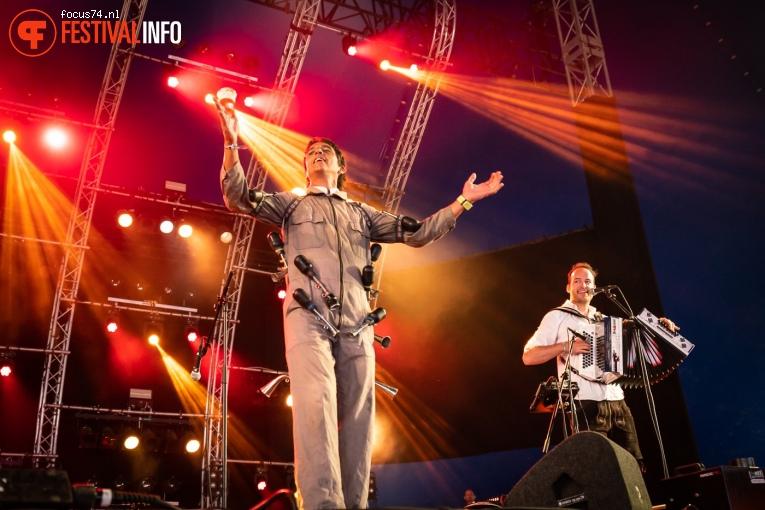Konis Hupen op Zwarte Cross Festival 2019 foto