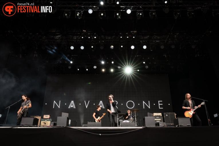 Navarone op Zwarte Cross Festival 2019 foto