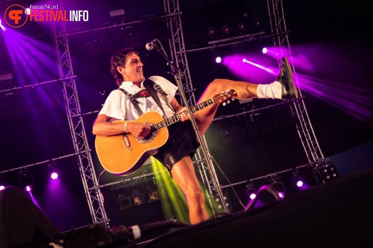 Foto Konis Hupen op Zwarte Cross Festival 2019