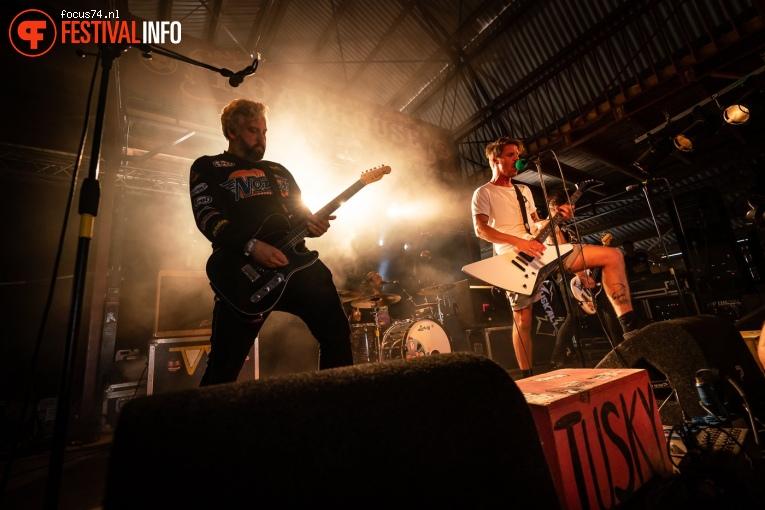 Tusky op Zwarte Cross Festival 2019 foto