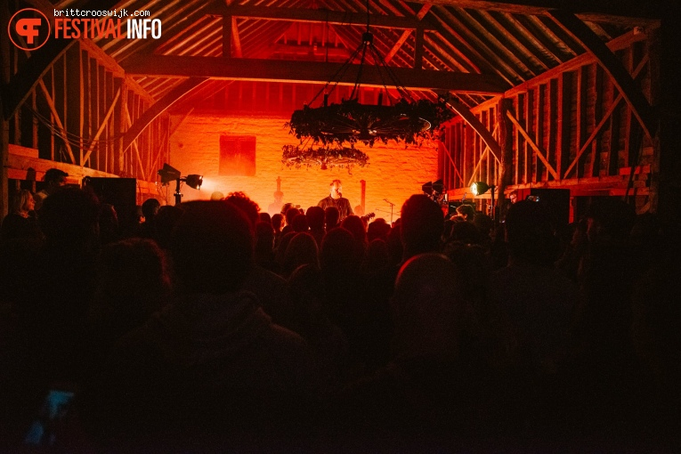 Gavin James op Barn on the Farm 2019 - Donderdag foto