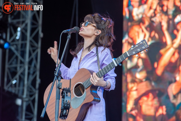 Foto Lola Marsh op Pohoda Festival 2019 - Donderdag