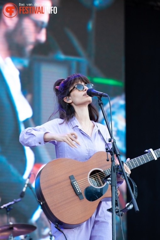 Foto The 1975 op Pohoda Festival 2019 - Donderdag
