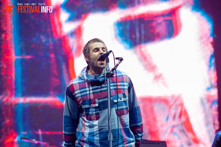 Foto Liam Gallagher op Pohoda Festival 2019 - Zaterdag