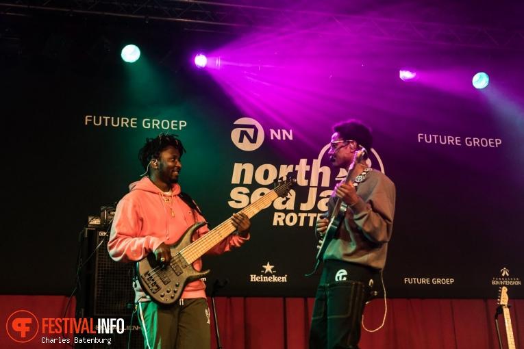 Foto The Internet op North Sea Jazz 2019 - vrijdag