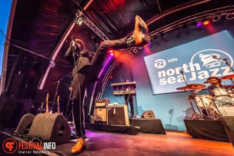 Foto Steffen Morrison op North Sea Jazz 2019 - vrijdag