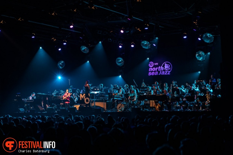 Foto Camila Meza op NN North Sea Jazz 2019 -Zaterdag