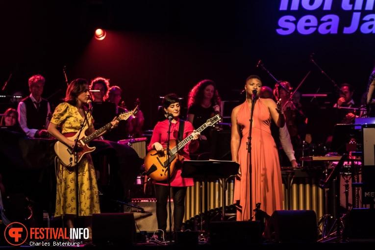 Foto Lizz Wright op NN North Sea Jazz 2019 -Zaterdag