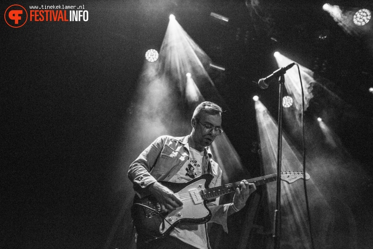 Foto Cloud Nothings op Kliko Fest 2019
