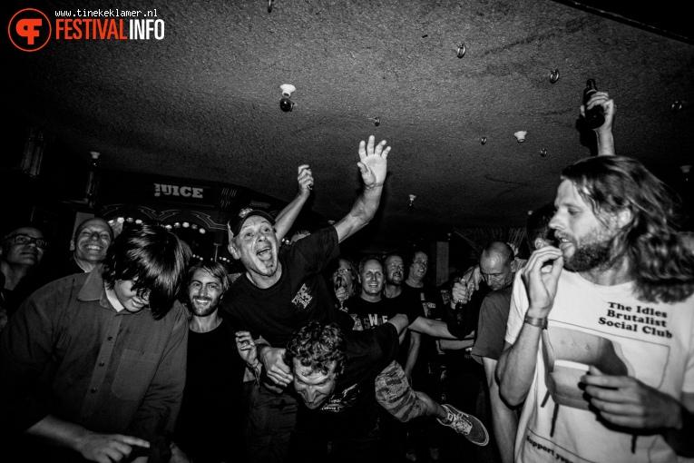 Foto The Schizophonics op Kliko Fest 2019