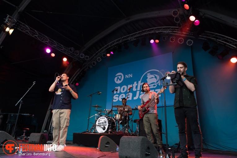Ady Suleiman op NN North Sea Jazz 2019 - Zondag foto