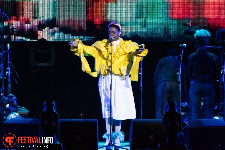 Lauryn Hill op NN North Sea Jazz 2019 - Zondag foto