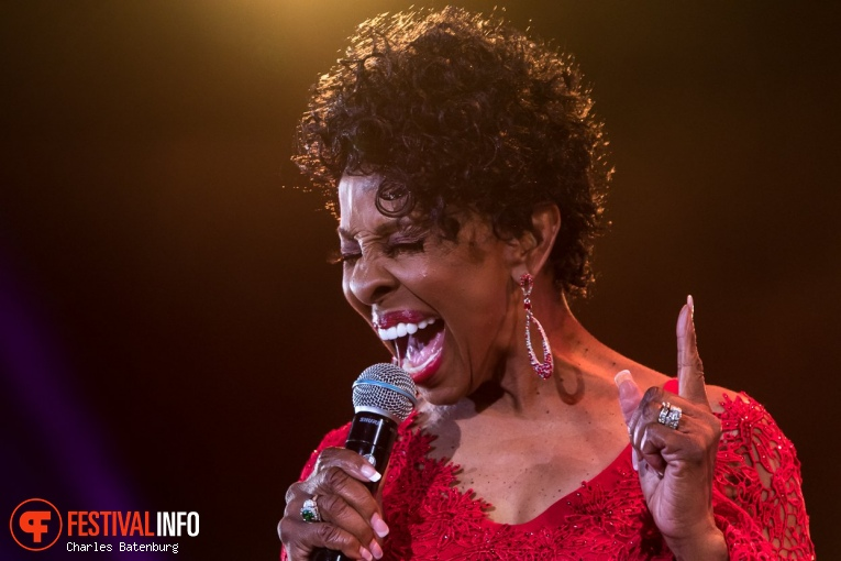 Gladys Knight op NN North Sea Jazz 2019 - Zondag foto
