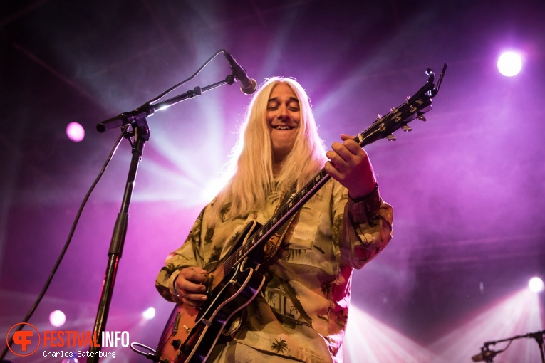 Young Gun Silver Fox op NN North Sea Jazz 2019 - Zondag foto