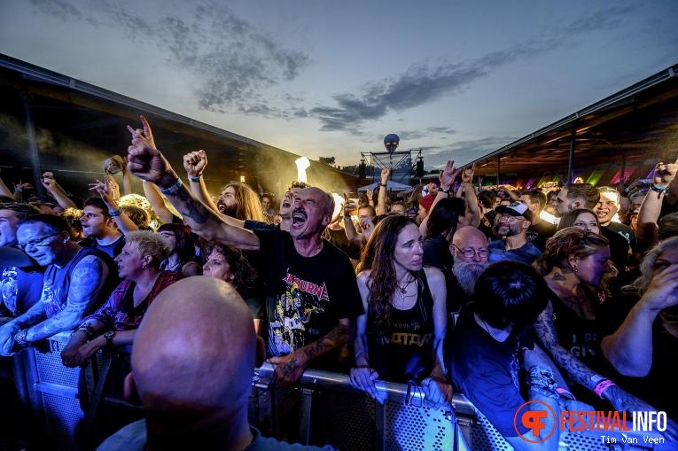 Airbourne op Dynamo MetalFest 2019, Vrijdag foto