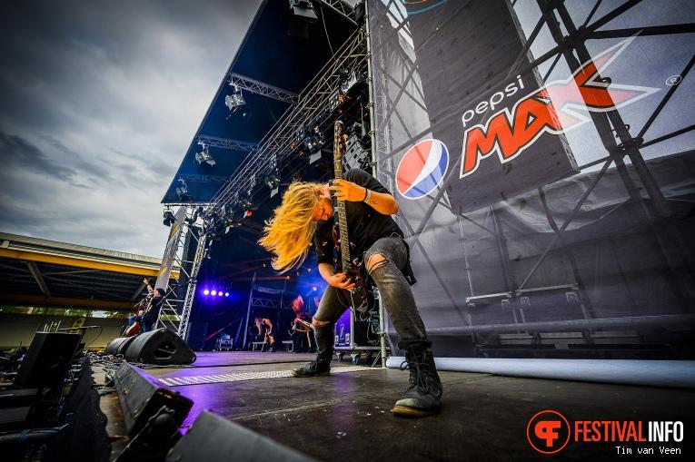 Eluveitie op Dynamo MetalFest 2019, Vrijdag foto