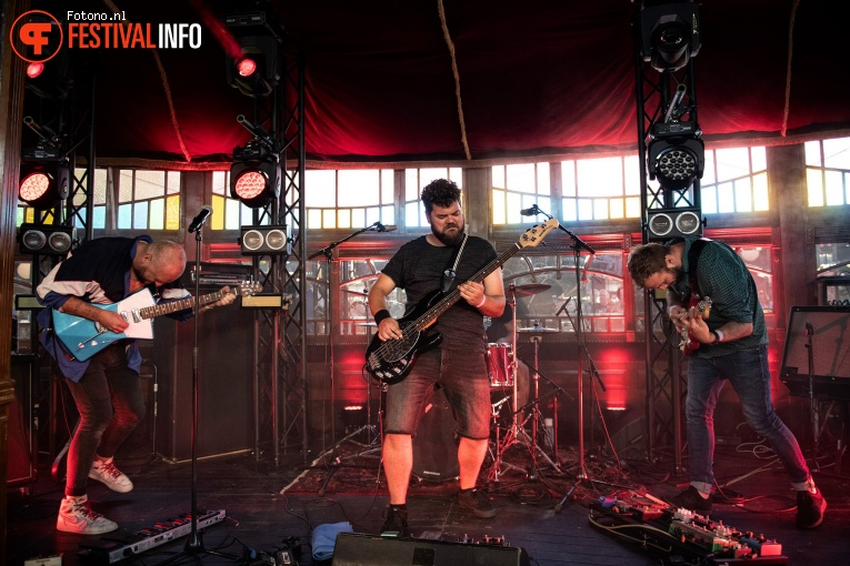 The Ills op Welcome To The Village 2019 - vrijdag foto