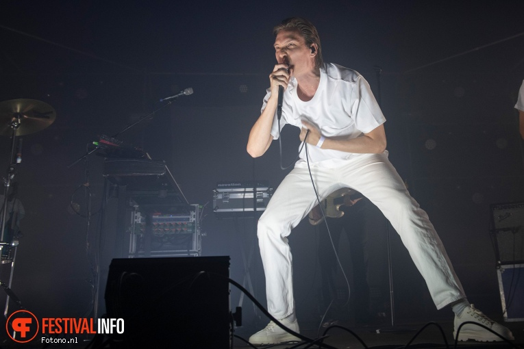 Foto Thomas Azier op Welcome To The Village 2019 - vrijdag
