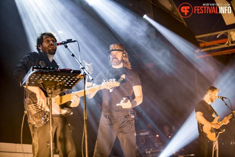 Memphis Maniacs op Vierdaagsefeesten Nijmegen 2019 foto