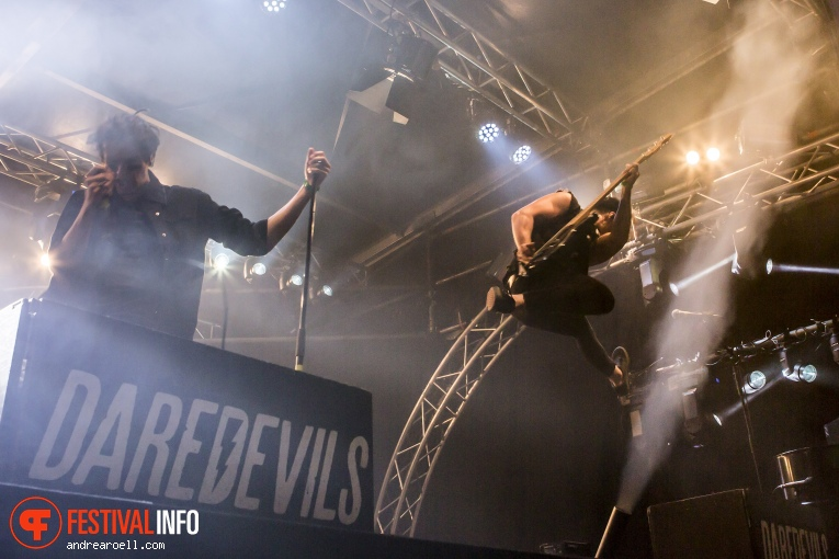 Daredevils op Vierdaagsefeesten Nijmegen 2019 foto