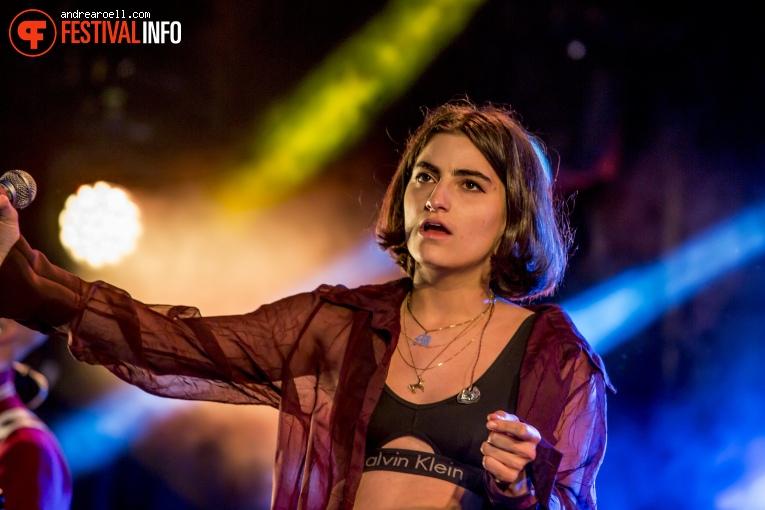 Mattiel op Vierdaagsefeesten Nijmegen 2019 foto