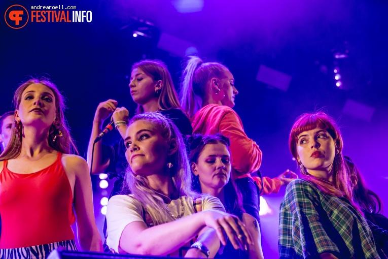 Daughters of Reykjavík (fka Reykjavíkurdætur) op Vierdaagsefeesten Nijmegen 2019 foto