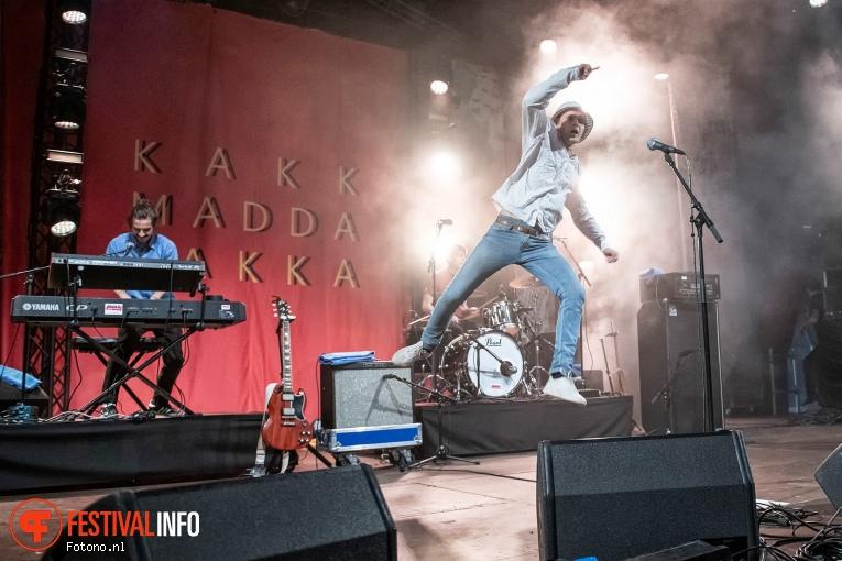 Foto Kakkmaddafakka op Welcome To The Village 2019 - zaterdag