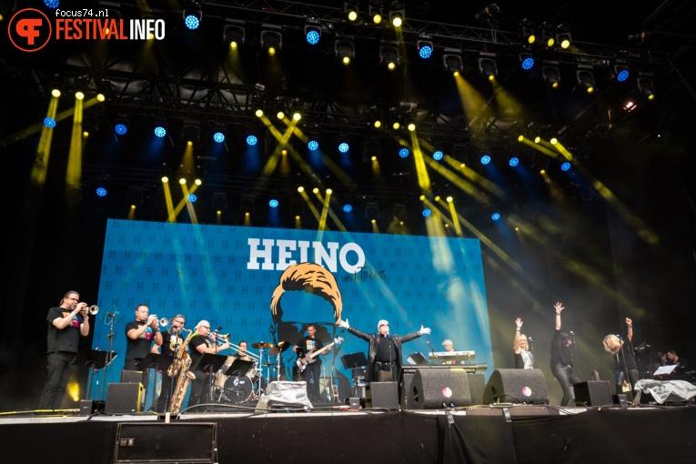 Foto Heino op Zwarte Cross Festival 2019 - Zaterdag