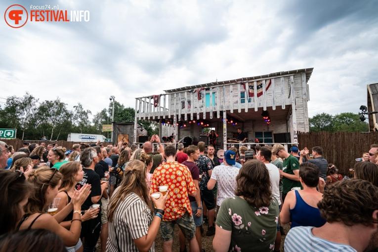 Hilltop Howlers op Zwarte Cross Festival 2019 - Zaterdag foto