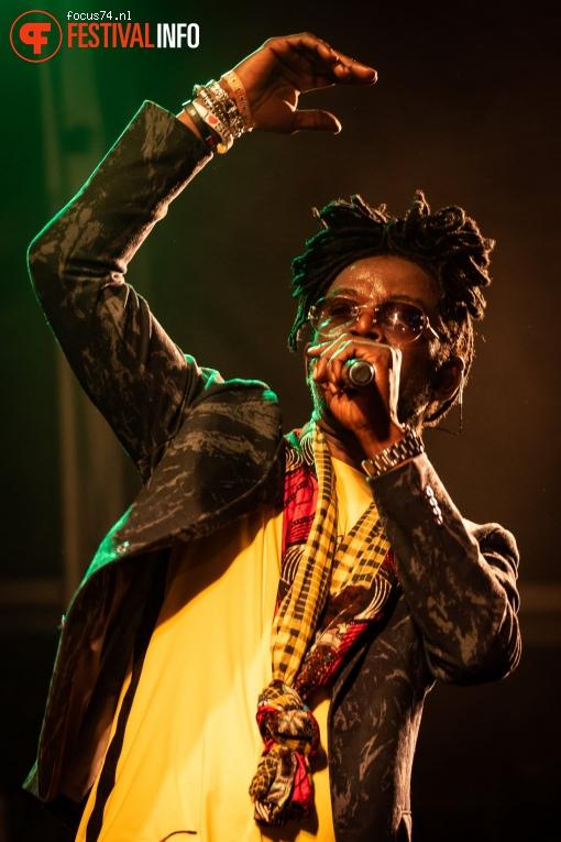 Kenny B op Zwarte Cross Festival 2019 - Zaterdag foto