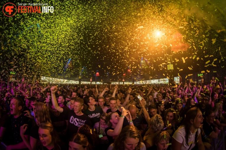 Bökkers op Zwarte Cross Festival 2019 - Zaterdag foto