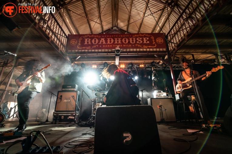 Black Mirrors op Zwarte Cross Festival 2019 - Zaterdag foto