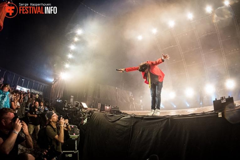 Snollebollekes op Zwarte Cross Festival 2019 - Zaterdag foto
