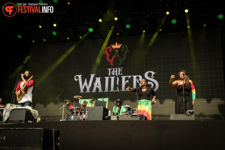 The Wailers op Zwarte Cross Festival 2019 - Zaterdag foto