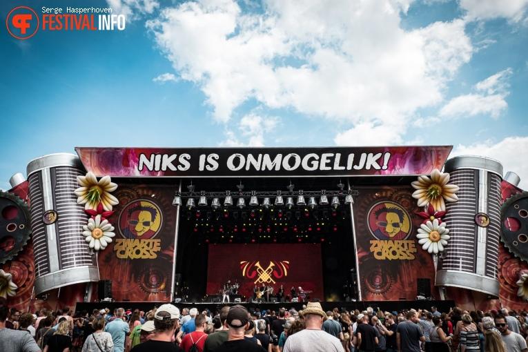 The Mavericks op Zwarte Cross Festival 2019 - Zondag foto