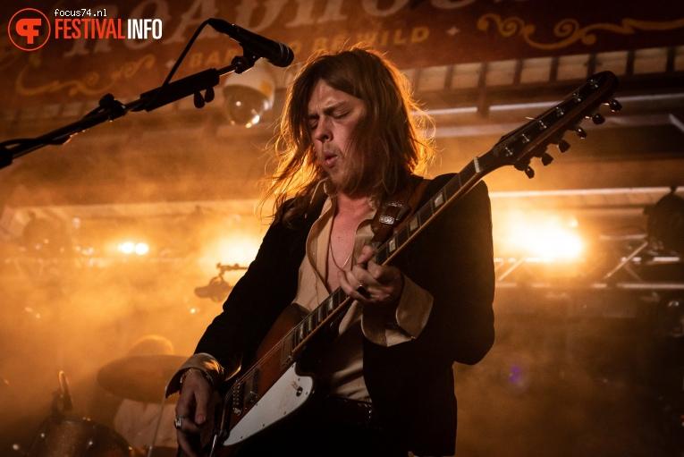 DeWolff op Zwarte Cross Festival 2019 - Zondag foto