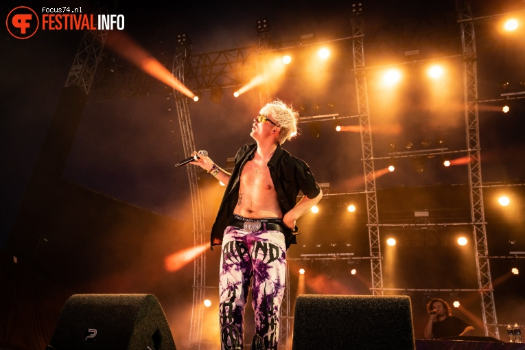 Joost op Zwarte Cross Festival 2019 - Zondag foto