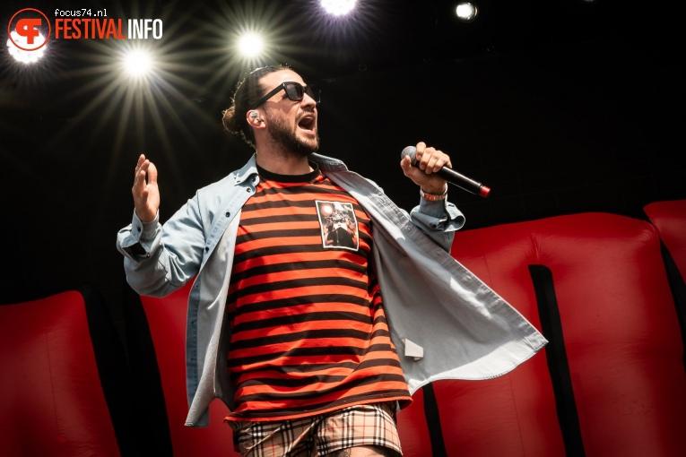 Kraantje Pappie op Zwarte Cross Festival 2019 - Zondag foto